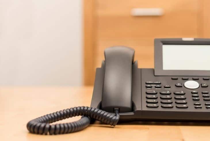 fix optimum phone line not working
