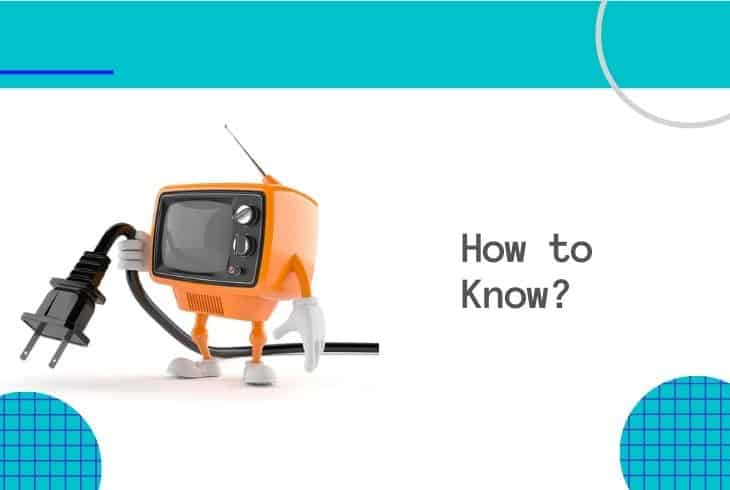 steps to tell if tv power supply is bad