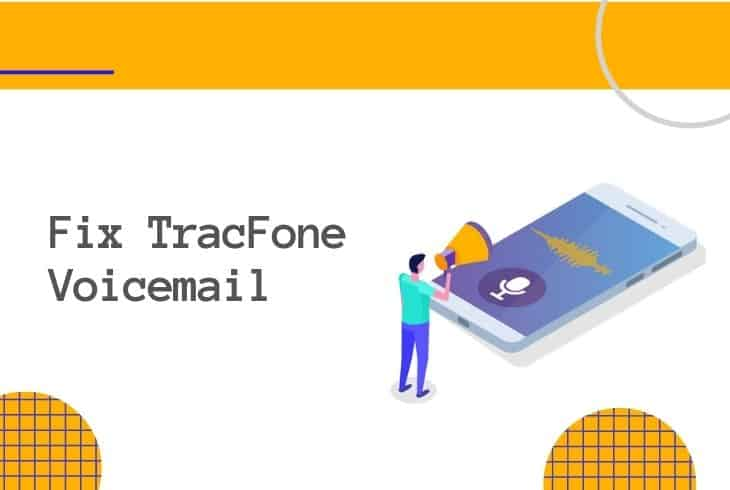 fix tracfone voicemail not working