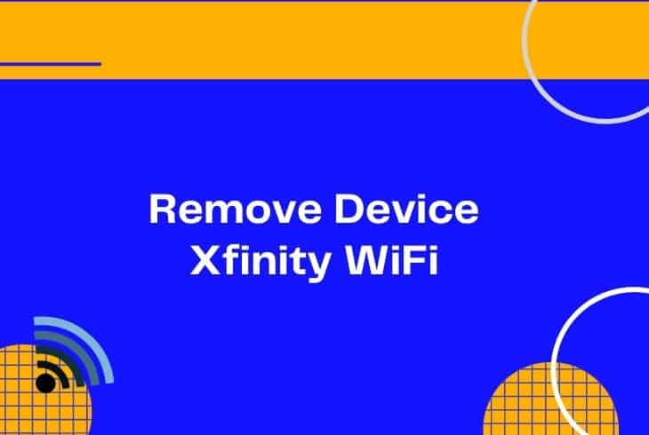 how to disconnect all devices from xfinity wifi