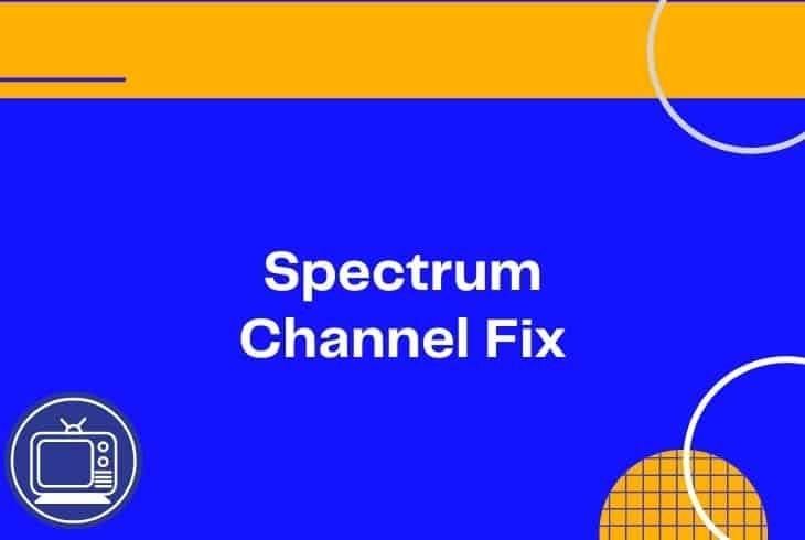 fix spectrum channels unavailable