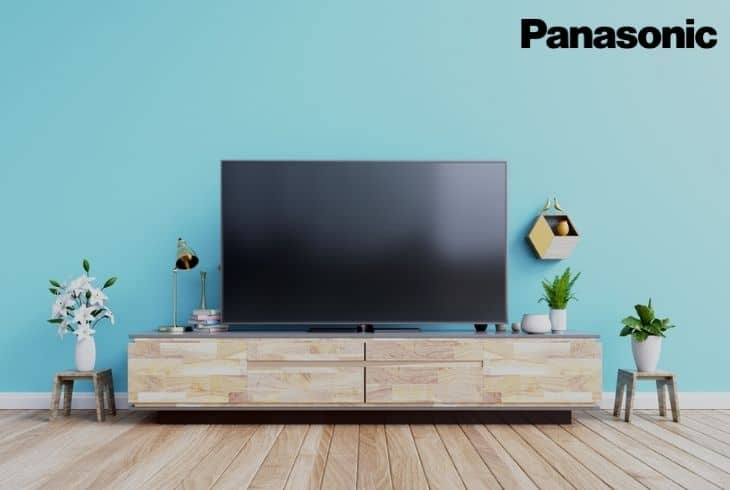 panasonic tv won't turn on after power outage