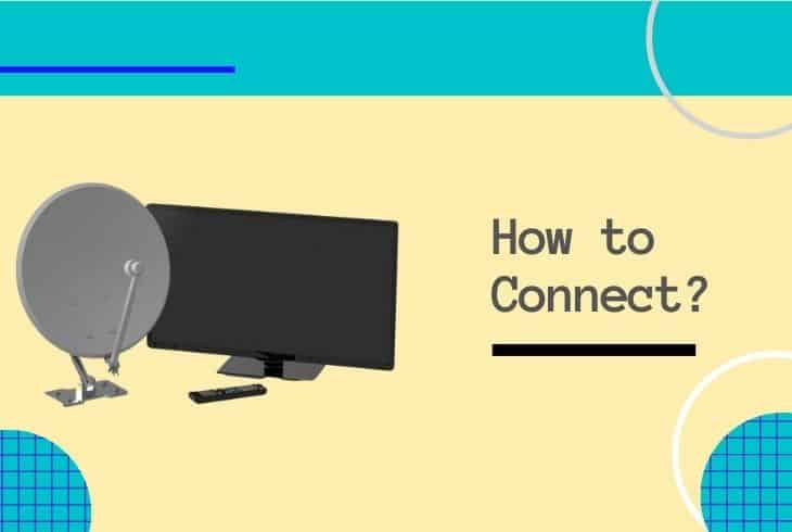 connect dish network to tv without receiver