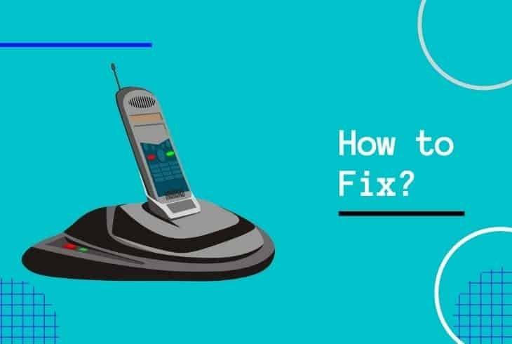 fix AT&T cordless phone not ringing