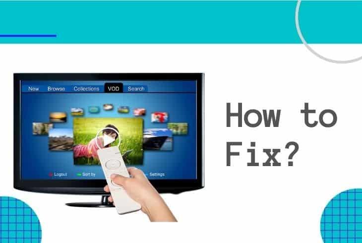 fix fios on demand not working