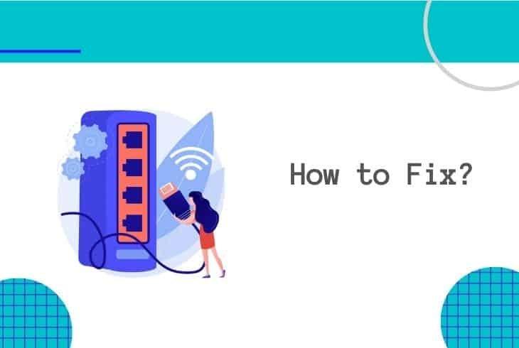 fix netgear router not recognizing ethernet cable