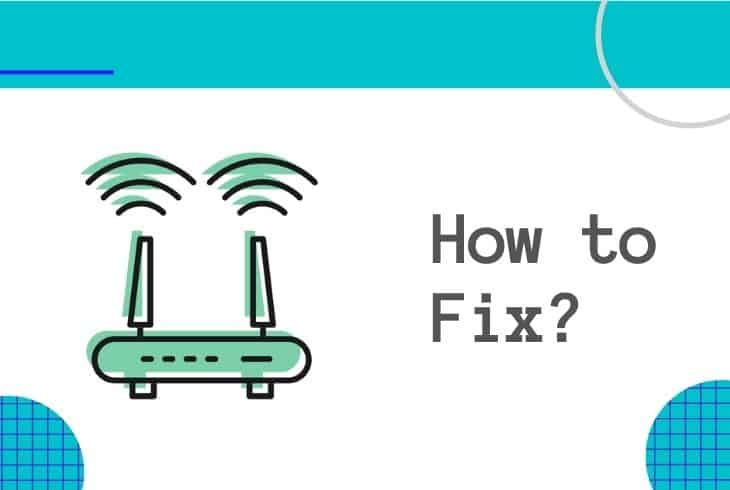 fix netgear router not broadcasting wifi
