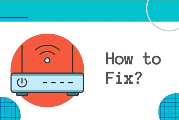 fix netgear router blinking orange