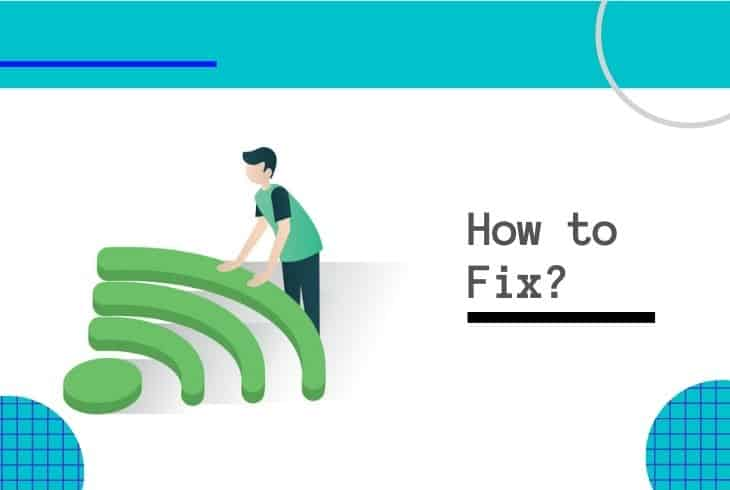 fix spectrum wifi connected but no internet