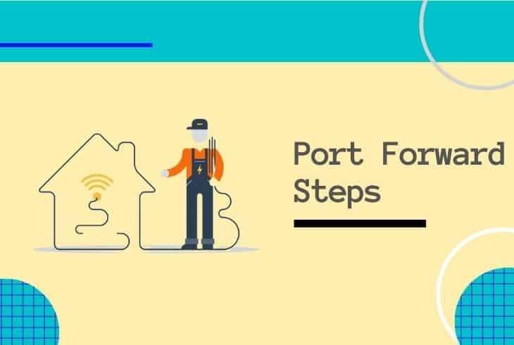 port forward centurylink