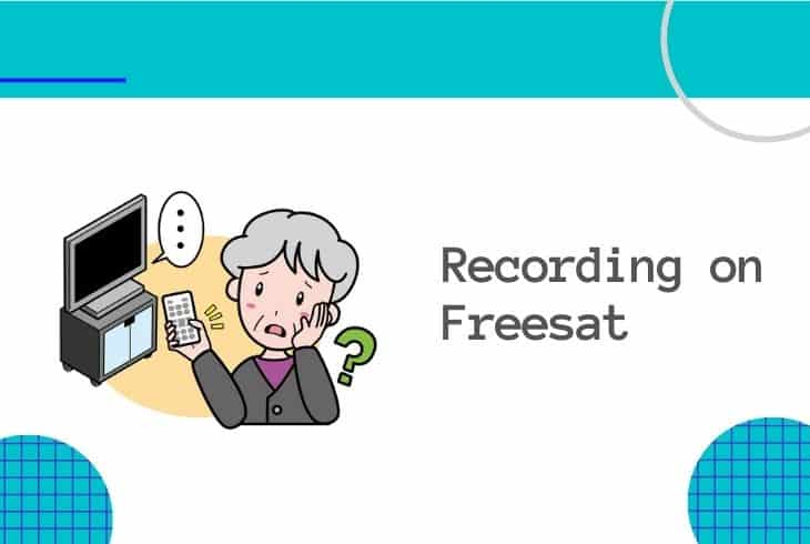 recording on freesat sky