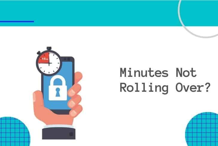 tracfone not rolling over minutes