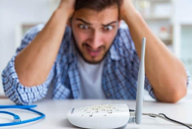 netgear wireless adapter won't connect to internet