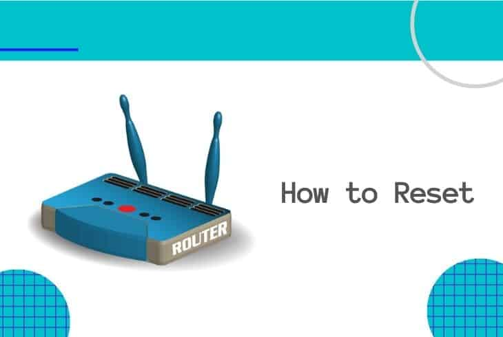 how to factory reset netgear router