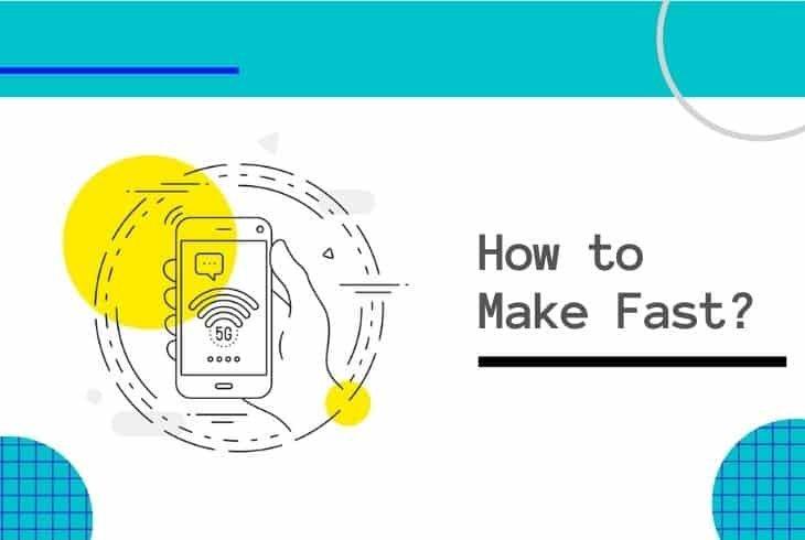 make t-mobile hotspot faster