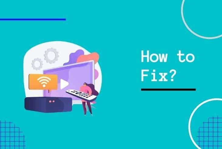 fix bell fibe logo stuck on screen