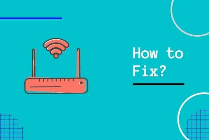fix linksys router blinking orange