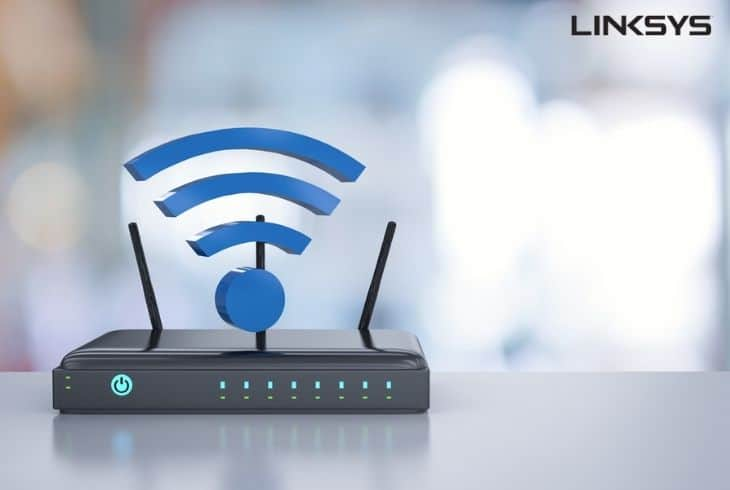 linksys router no internet connection