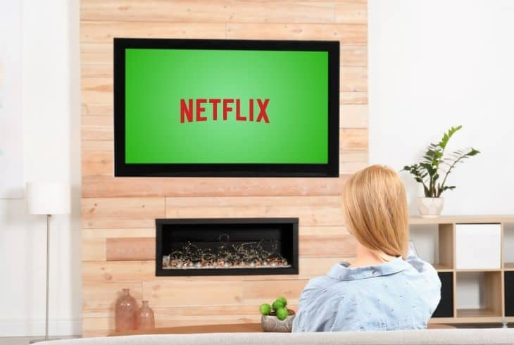 how to reset netflix on dish
