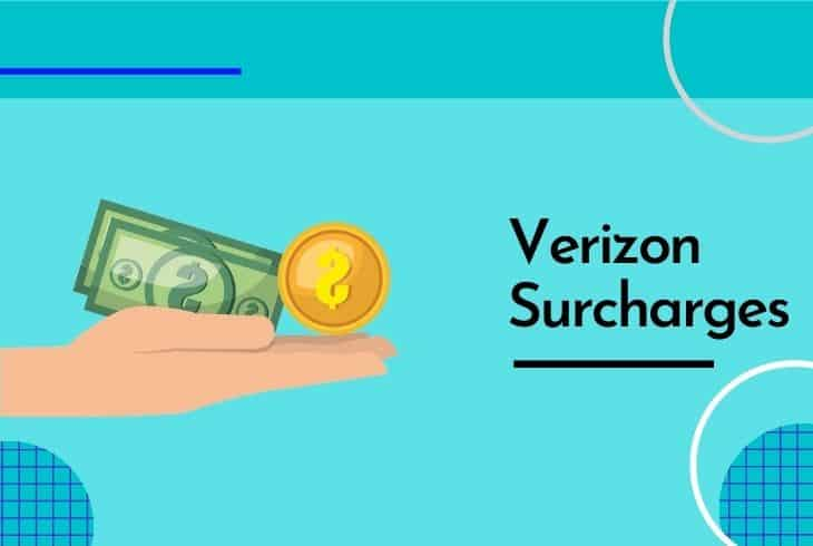 get rid of verizon surcharges